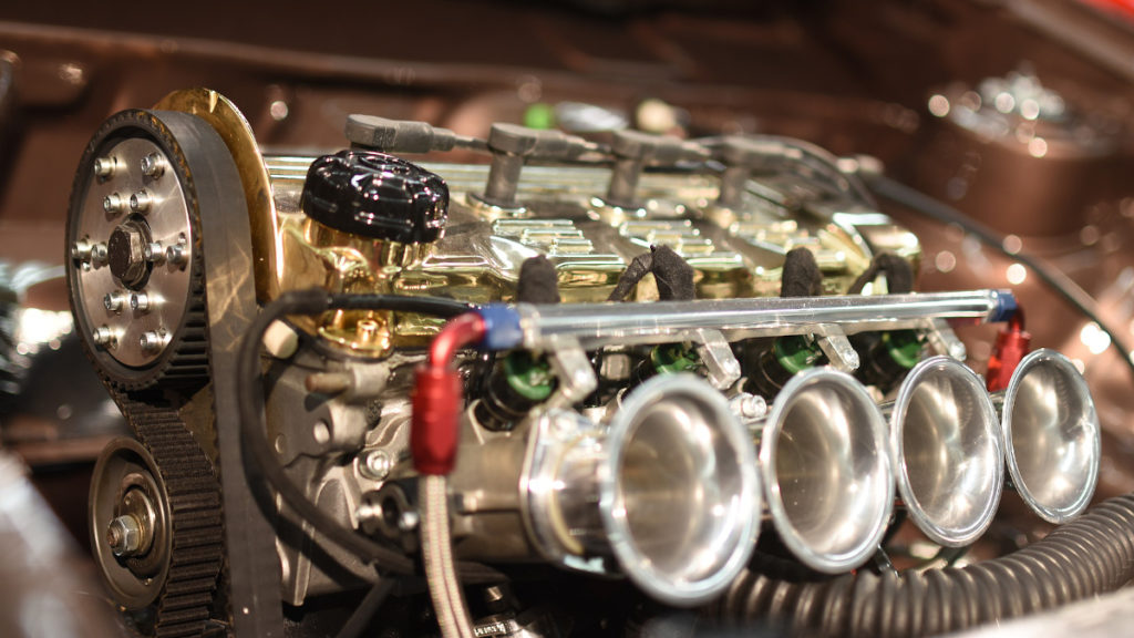 Volkswagen-Motor EA288 Detail