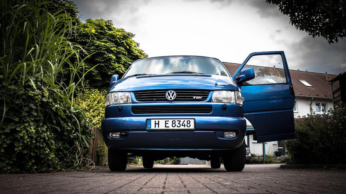 VW Abgasskandal Fahrzeug mit Thermofenster