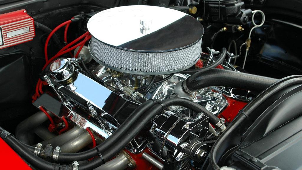 Abgasskandal manipulierter Diesel-Motor
