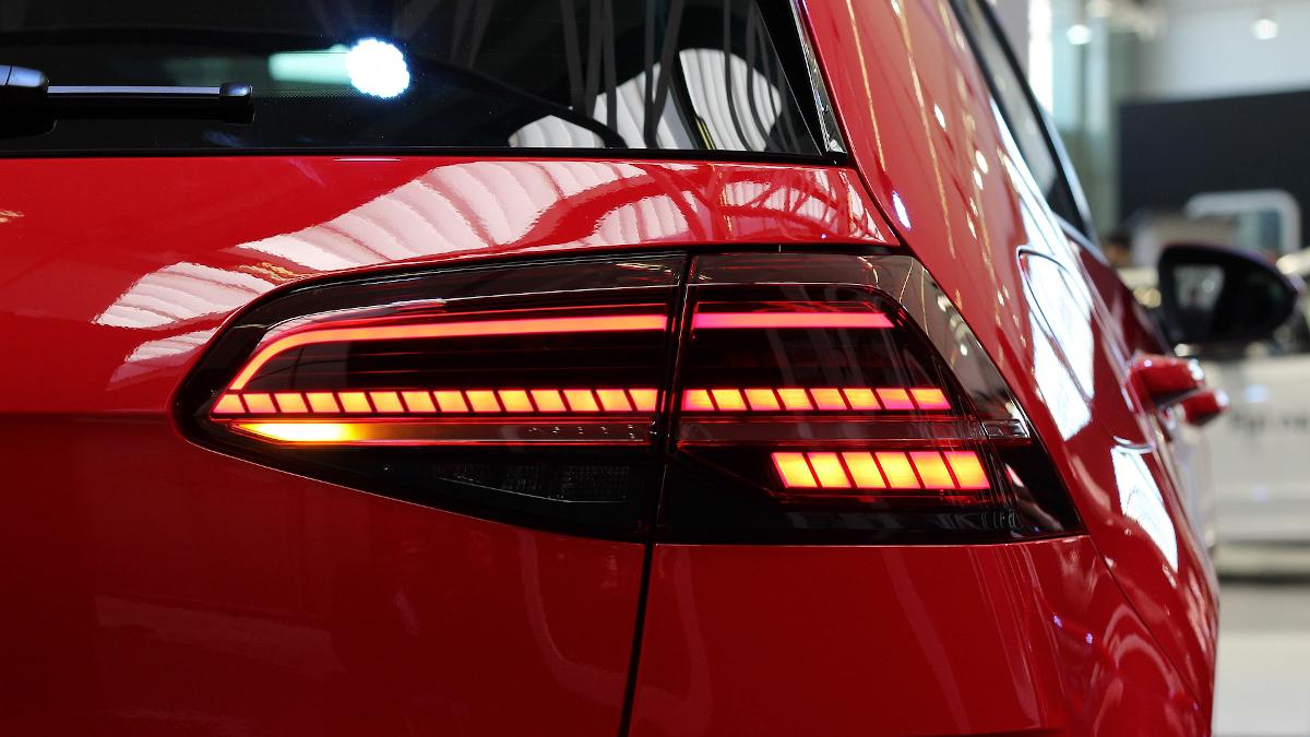 Abgasskandal VW Diesel-Fahrzeug