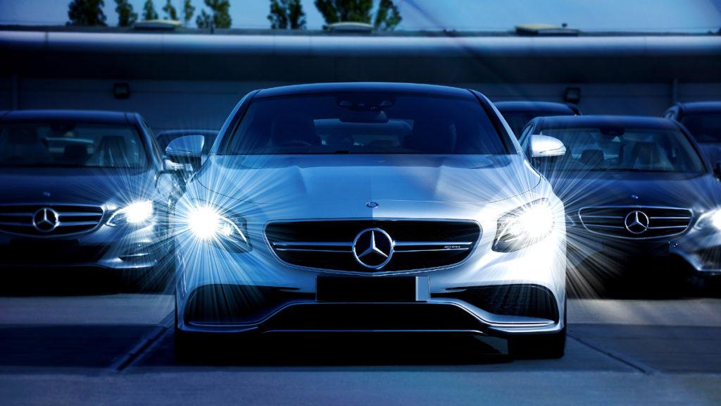 Daimler Diesel-Fahrzeugpalette