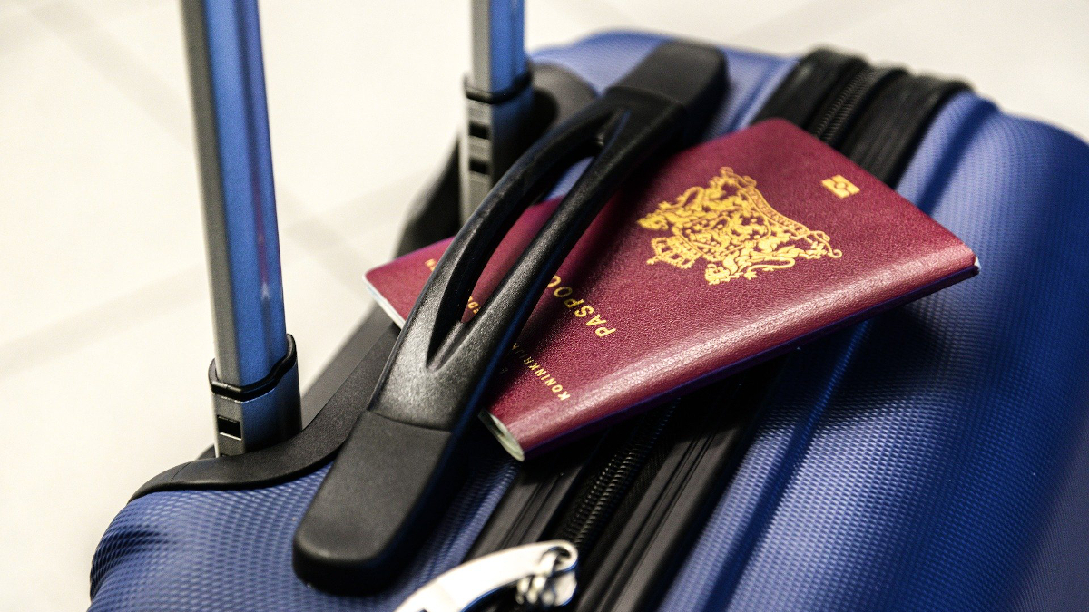 Corona Reise-Gepäck