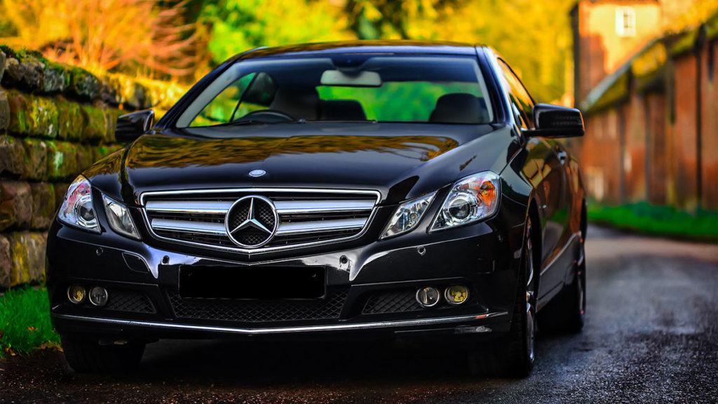 Daimler Abgasskandal Mercedes E-Klasse
