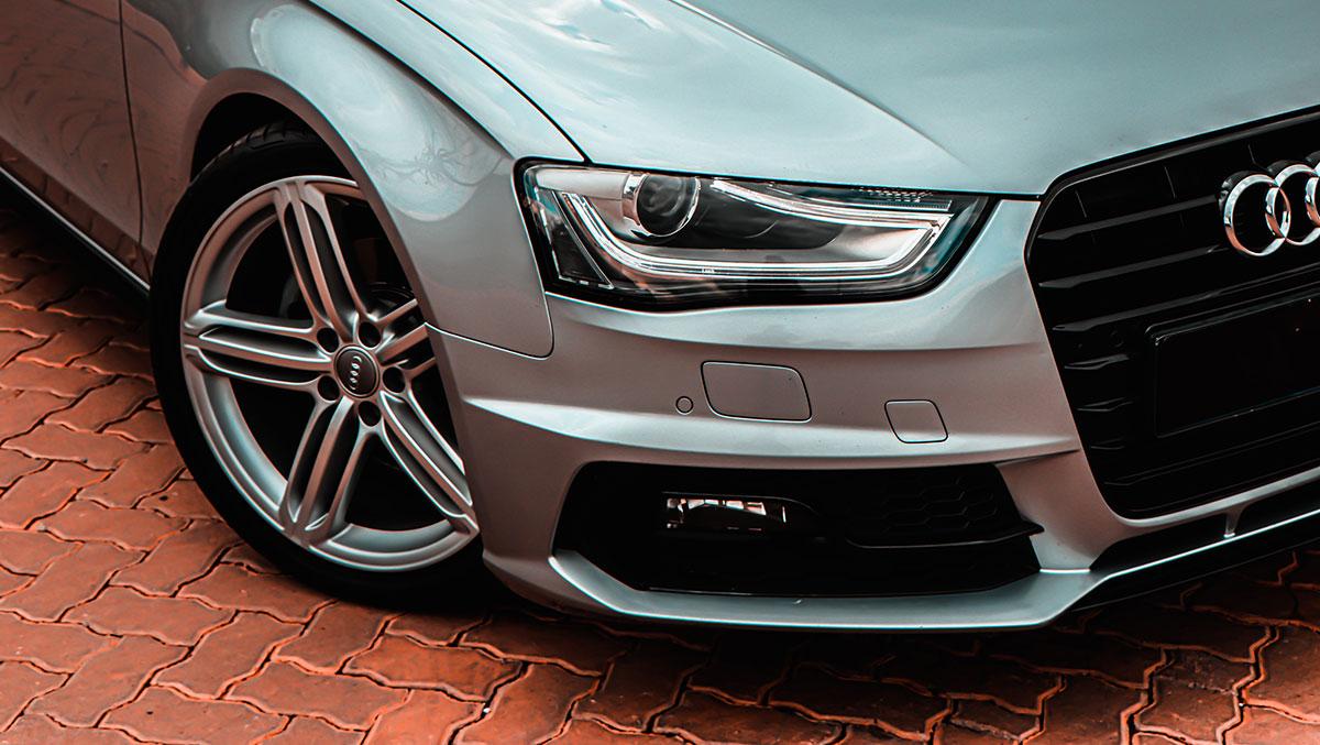 Audi A4 mit VW Motor