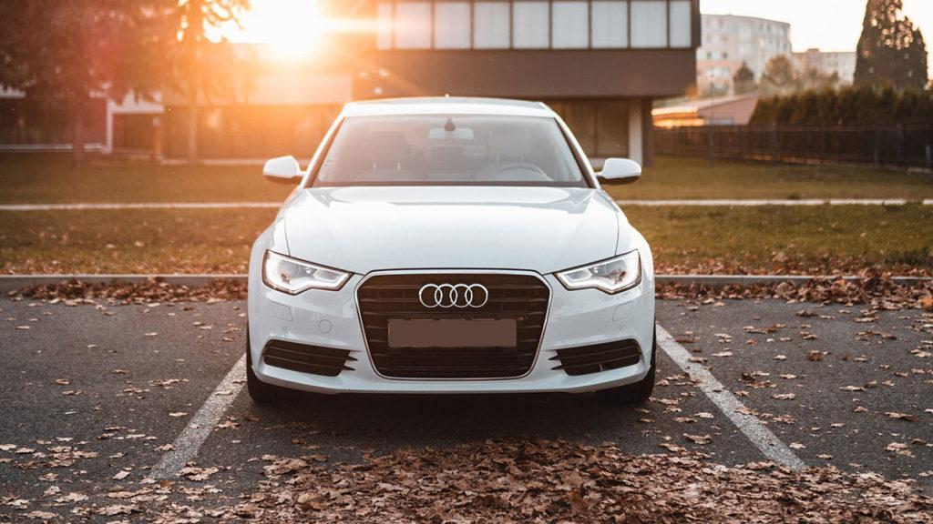Dieselskandal-Fahrzeug Audi A6